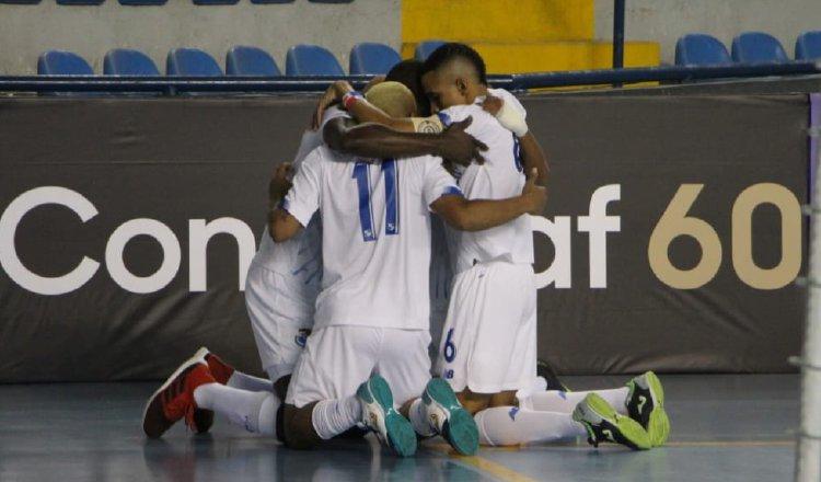El equipo panameño se impuso a Surinam por goleada de 11-1. Foto:Fepafut