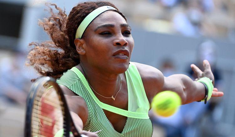 La tenista estadounidense, Serena Williams. Foto:EFE