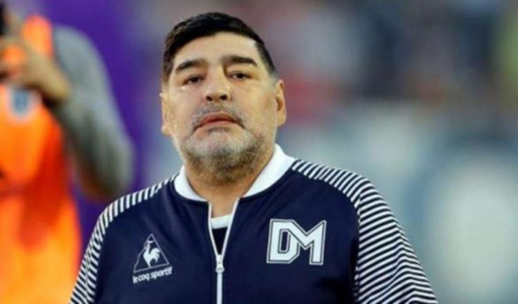 Diego Maradona tiene siete meses de fallecido. Foto: efe