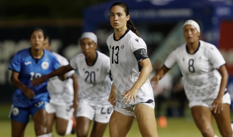 Dominicanas enfrentarán a Panamá. Foto:EFE