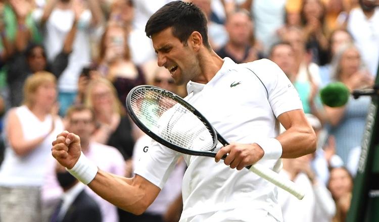 Novak Djokovic. Foto:EFE
