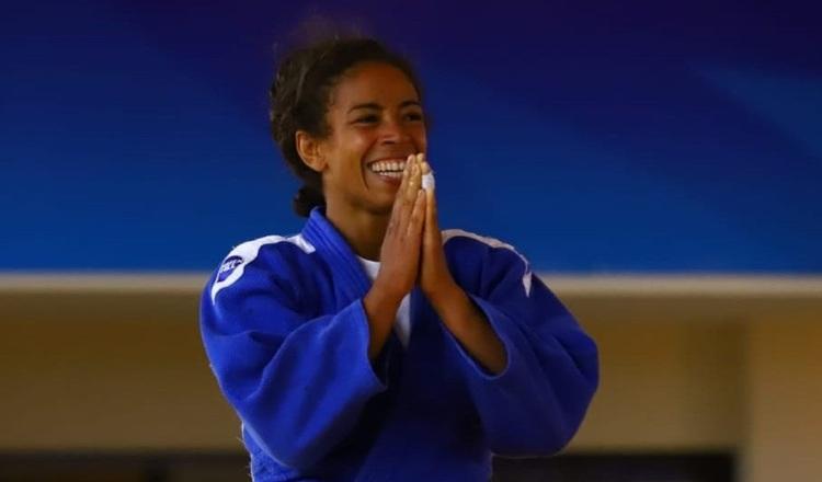 Miryam Roper judoca panameña. Foto: Instagram