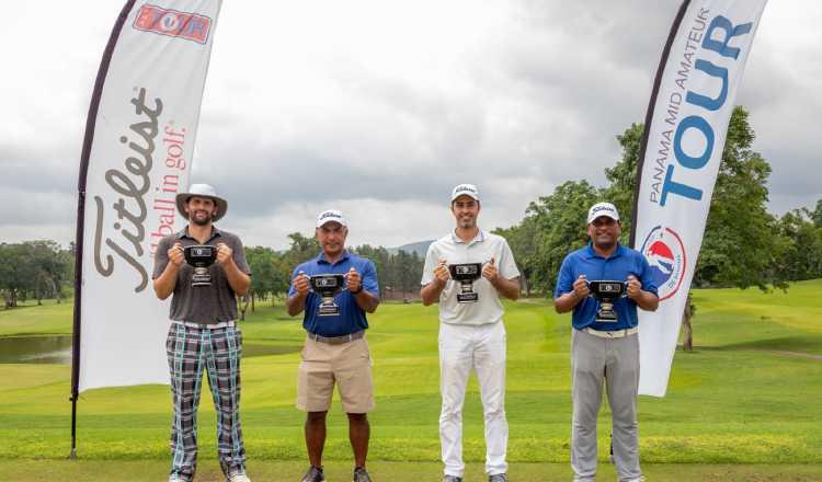 El Panamá Tour estuvo muy competitivo en todas sus categorías. Foto:Cortesía.
