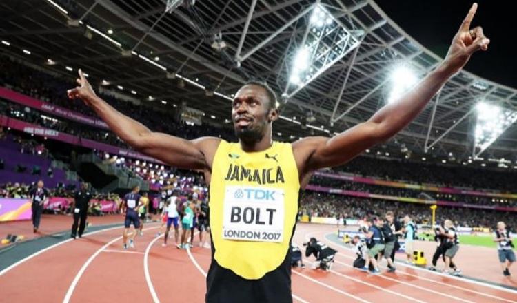 Usain Bolt es considerado hasta el momento el corredor más veloz que ha existido. Fotos:EFE