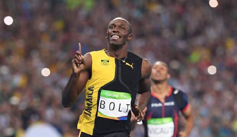 Usain Bolt. Foto.EFE