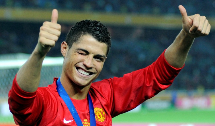 Cristiano Ronaldo regresa al Manchester United de Inglaterra. Foto:EFE