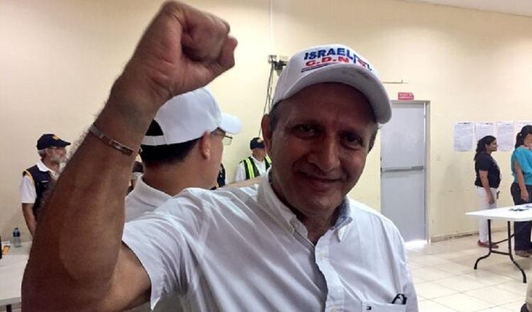 Francisco Israel Rodríguez, quien actualmente se desempeña como director de la Dirección de Asistencia Social (DAS) en el Gobierno de Laurentino Cortizo. Archivo