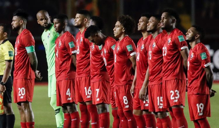 El equipo de Panamá enfrentará a El Salvador el 7 de octubre en el estadio Cuscatlán. Foto:EFE