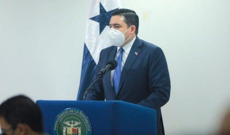 José Gabriel Carrizo, vicepresidente de la República. Cortesía