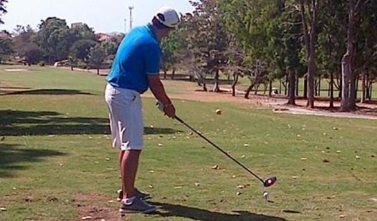 El golf se vuelve a activar nuevamente Foto: Archivo/Epasa