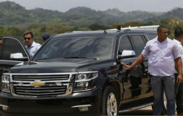 Presidencia de Juan Carlos Varela se gasta unos $2 millones para alquiler de camionetas. Foto/Archivos