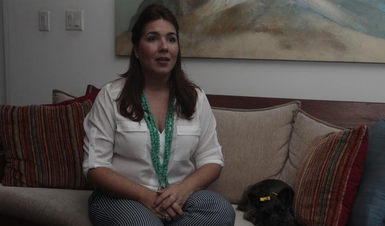 Andreina Chacín pide reformas migratorias que garanticen el respeto a la dignidad humana. Víctor Arosemena
