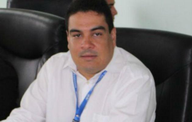 Armando Medina, director general del Sistema Penitenciario.