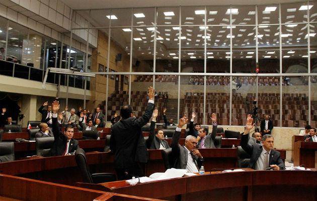 Las sesiones extraordinarias se extenderán hasta el último día de mandato de Juan Carlos Varela el 30 de junio.