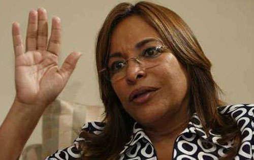 La excandidata presidencial ya fue ministra de Vivienda en el gobierno de Martín Torrijos.