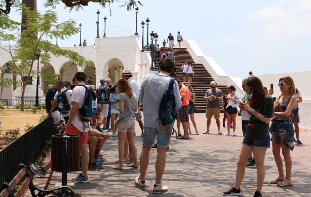 Casco Antiguo Panamá. Cortesía:ATP