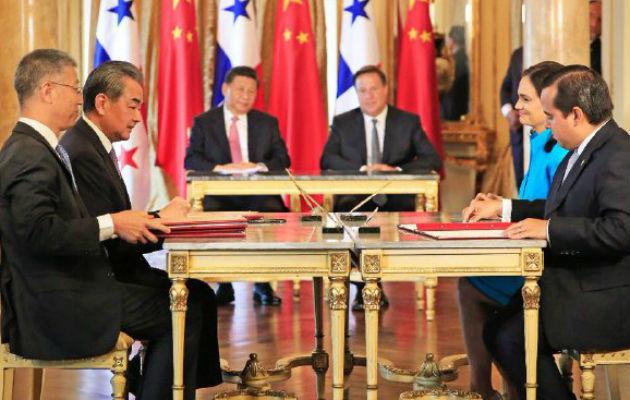 El Ministro Gonzalez manifestó que el Equipo Negociador panameño seguirá negociando con China para asegurar aperturas de mercado. Foto/Efe