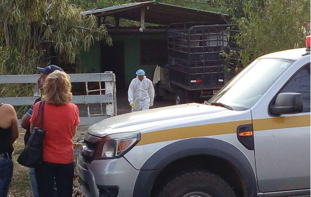 Los hechos se registraron el 22 de marzo de 2016 en la residencia de las victimas. Foto: José Vásquez.