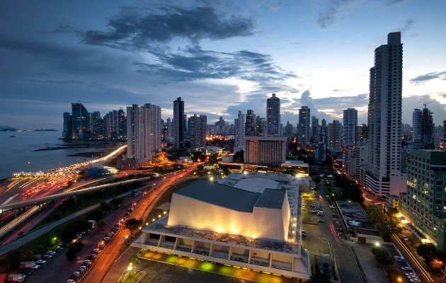 Ciudad de Panamá. Foto:ATP
