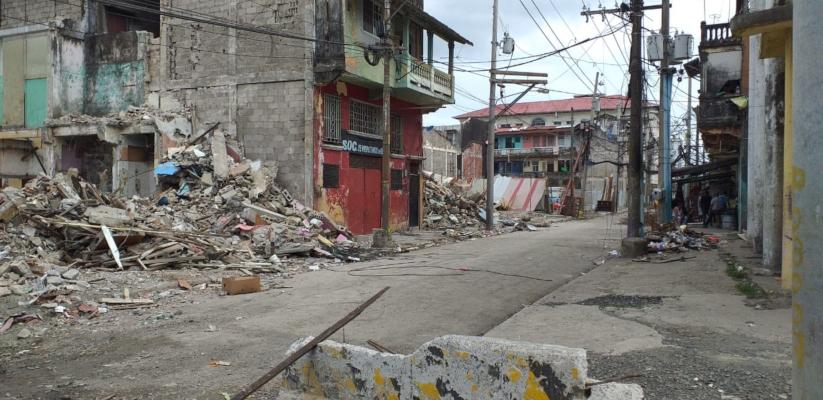 El proyecto de renovación de Colón se llevó a cabo de forma desorganizada. Foto/Diómedes Sánchez