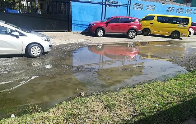 Iracema Ayarza de Dale, gobernadora designada manifestó que cada una de las situaciones antihigienicas y que se den como resultado de los trabajos de la renovación urbanase exigirá la empresa resolverlo lo más pronto posible.