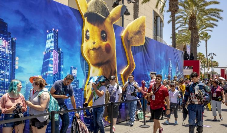 El evento reúne a miles de personas cada año.