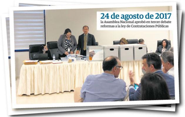 La Dirección de Contrataciones Públicas suspendió la licitación para la extensión del Metro de Panamá hasta Villa Zaíta, luego de varios reclamos interpuestos.
