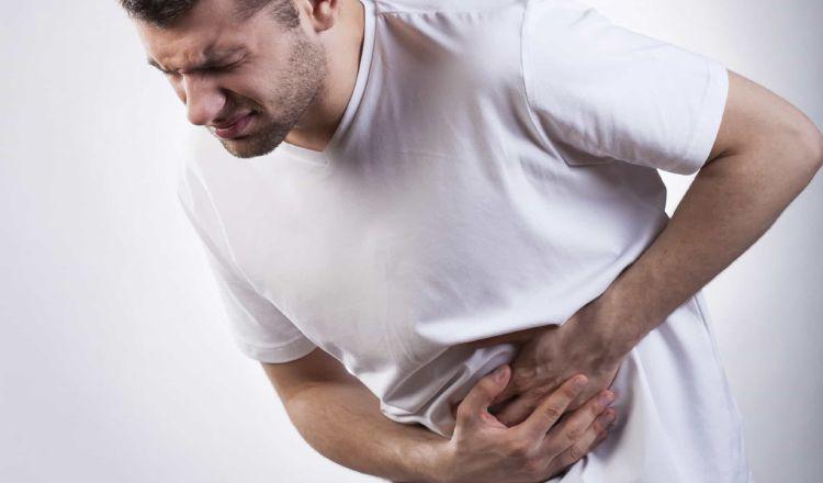 La diarrea en este caso se da por un desequilibrio de las bacterias en la microbiota.