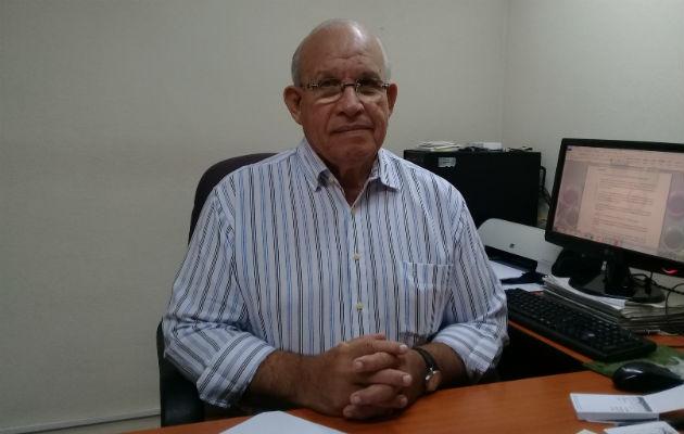 Euclides Díaz, secretario ejecutivo de Anagan. Foto: M. Murillo