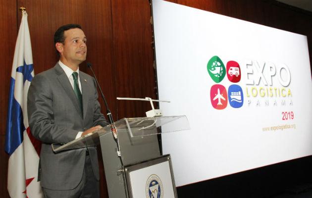 Jorge Juan de la Guardia, presidente de la CCIAP, dio a conocer la importancia de Expo Logística 2019.