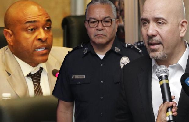 El diputado Jairo Salazar pidió a Rolando Mirones que deje el cargo por los últimos hechos de violencia ocurridos en Colón. Foto: Panamá América.