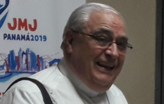 El cardenal Lacunza aprovechó para agradecer a Dios y a todos los que trabajaron en la Jornada Mundial de la Juventud.