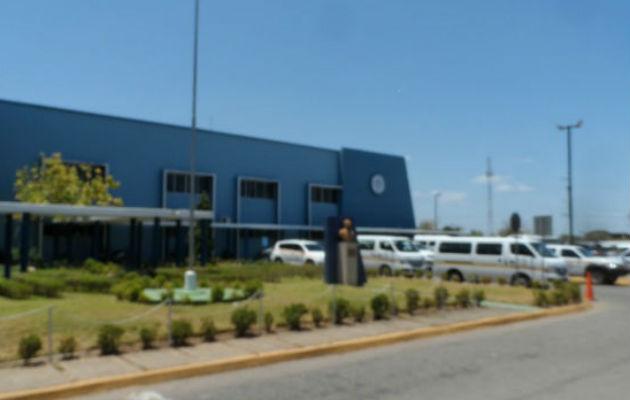Hospital Rafael Estévez en la ciudad de Aguadulce. Foto: Archivo.