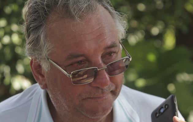 Horacio Sala no superó la muerte de su hijo.