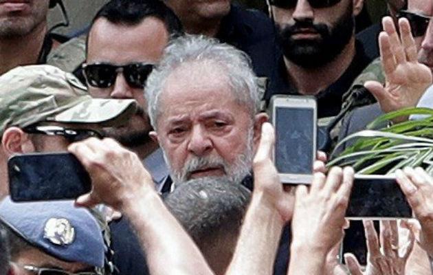 El expresidente de Brasil Luiz Inácio Lula da Silva habló a dos diarios del país. Foto: Archivo/Ilustrativa.