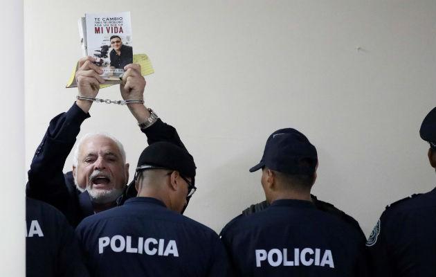 Fijan para el 11 de febrero audiencia de apelación de fianza al expresidente Ricardo Martinelli. Foto: Panamá América.