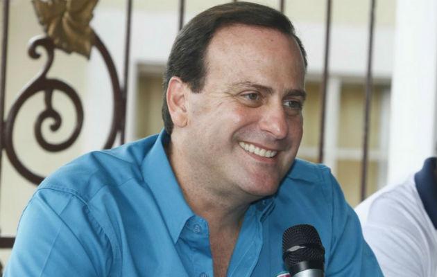 Ricardo Francolini fue directivo de la Caja de Ahorros.