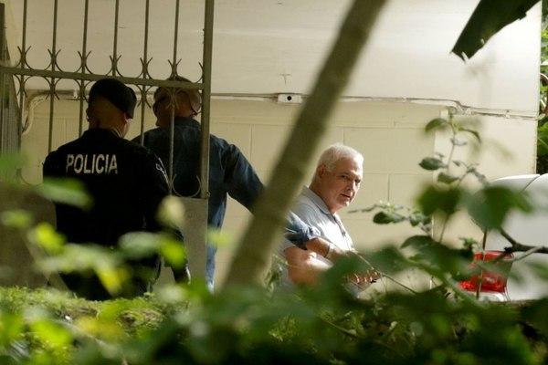 Denuncian mal trato, aislamiento y tortura psicológica contra el expresidente Ricardo Martinelli. Foto: Panamá América.