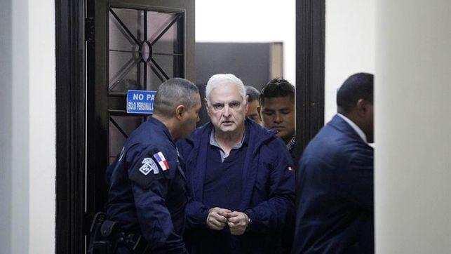 Reinicia juicio oral al expresidente Ricardo Martinelli en medio de violaciones a sus derechos. Foto: Panamá América.