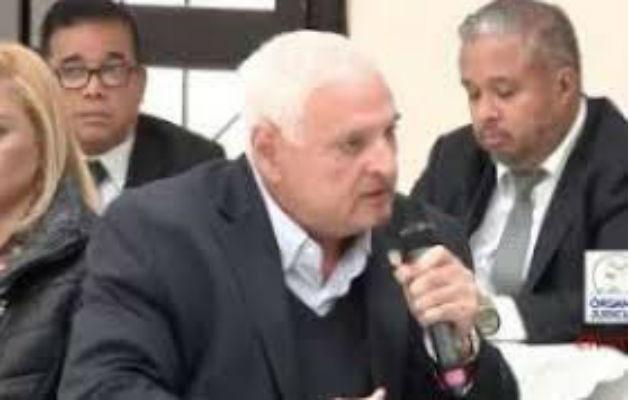 Ricardo Martinelli denunció al socio del abogado Rogelio Saltarín. Foto: Archivo