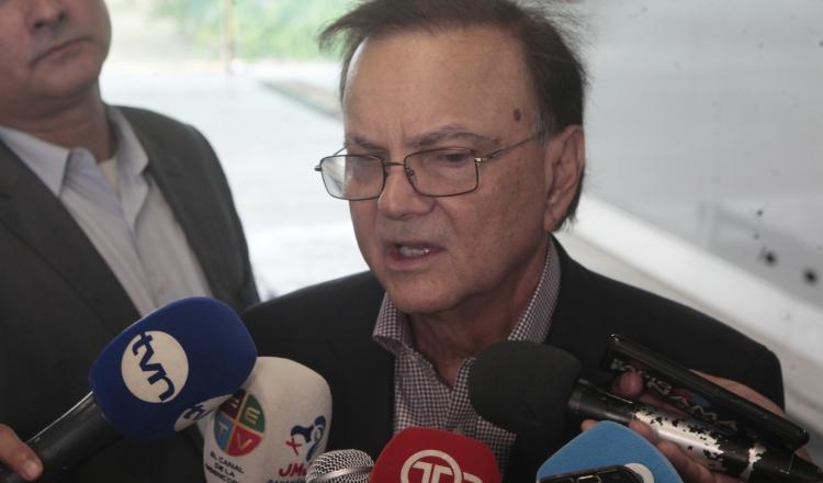 Roberto Roy habló sobre la situación actual de la L2A. Foto: Panamá América