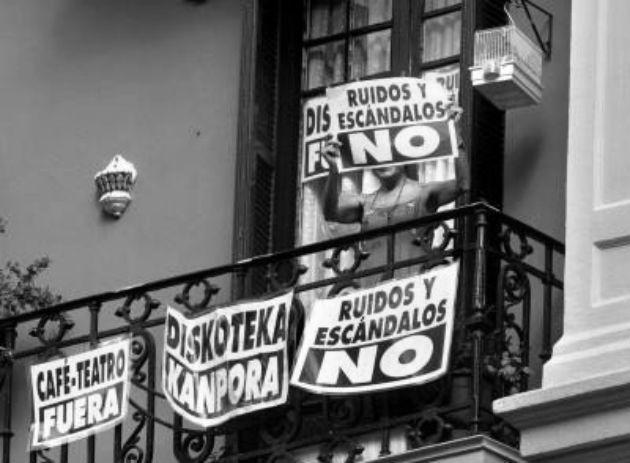 El ruido es un contaminante muy molesto y altamente nocivo para la salud. Foto: EFE.