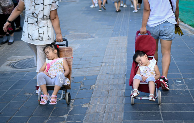 Investigadores han hallado que la gente con el gen ADRB1 puede necesitar menos horas de sueño que otras. Foto/ Wang Zhao/Agence France-Presse — Getty Images.