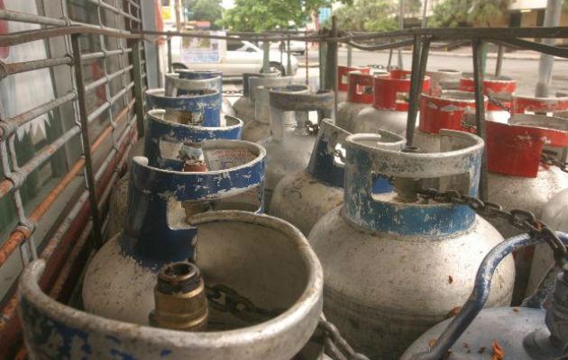 Multas por uso indebido del tanque de gas suman $168,325.