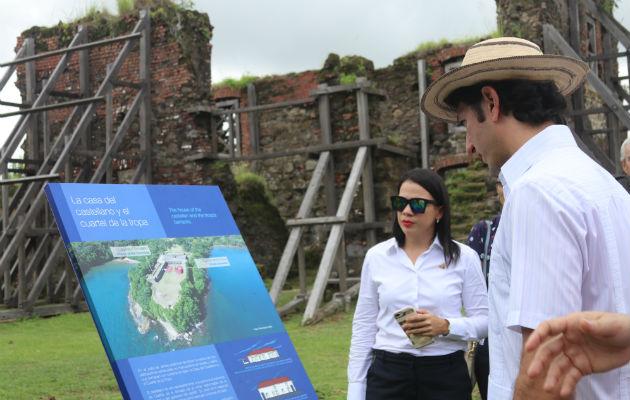Prioridades del Fuerte de San Lorenzo y Portobelo serán temas a tratar en el Gabinete Turístico