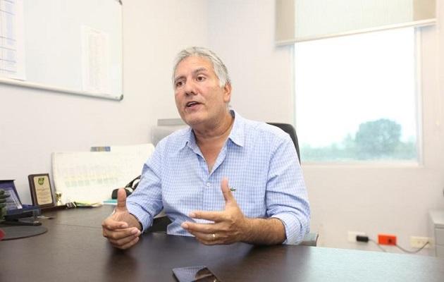 Pedro Chaluja habló del tema.