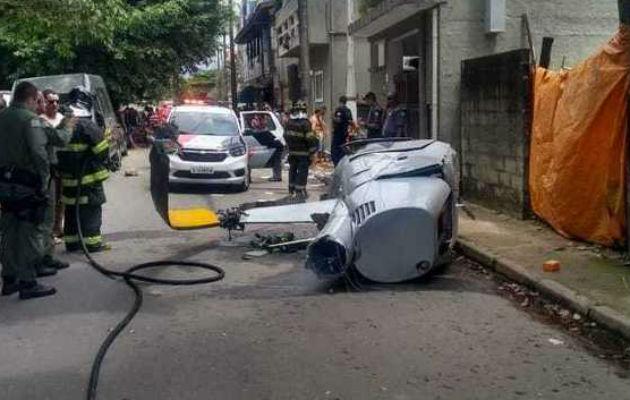 Accidente aéreo, brasil, Ubatuba