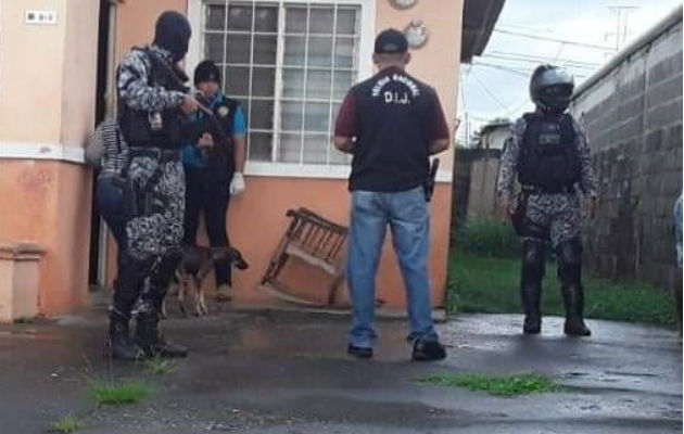 El hecho de violencia que se registró pasada las 4:00 p.m.en la comunidad de San Isidro en el corregimiento de Puerto Pilón.