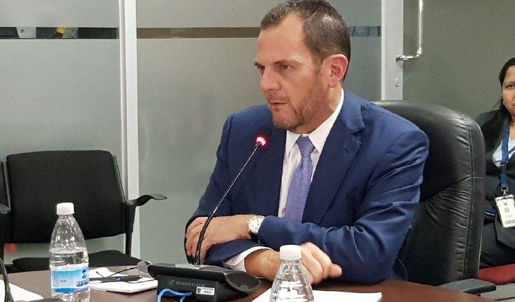 Llegó al cargo, tras acuerdo entre el PRD y el Panameñismo. Foto de internet
