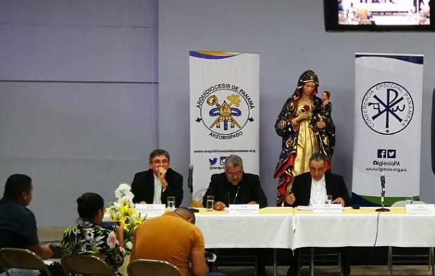 Las autoridades de la Iglesia católica panameña han salido a explicar que hay procesos contra algunos sacerdotes.